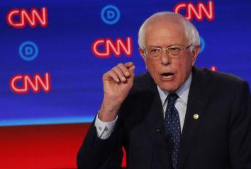 Bernie Sanders Democrat Debate