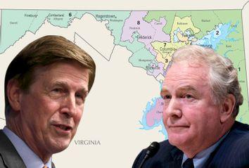 Rep. Don Beyer (D-VA); Sen. Chris Van Hollen (D-MD)