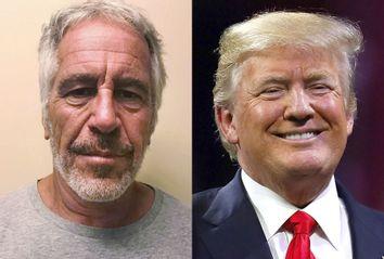 Jeffrey Epstein; Donald Trump