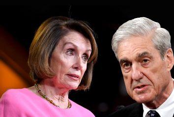 Nancy Pelosi; Robert Mueller