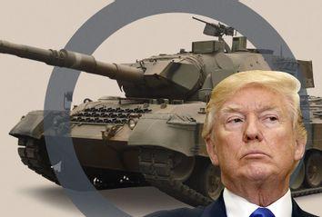 Donald Trump; Tank