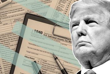 Donald Trump; Tax Forms