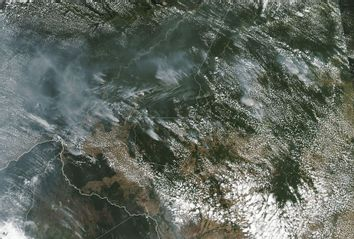 Brazil Amazon Forest Fires