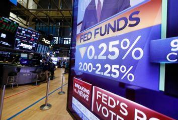 Financial Markets Wall Street Fed Interest Rate