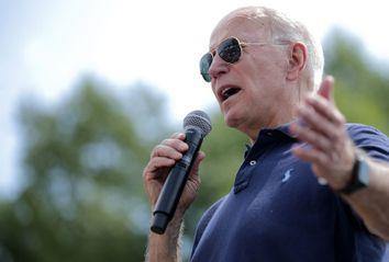 Joe Biden Iowa State Fair