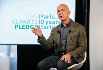 Amazon Co-founds The Climate Pledge