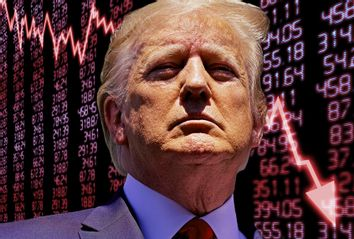 Donald Trump; Recession