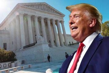 Supreme Court; Donald Trump