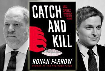 Catch And Kill; Ronan Farrow