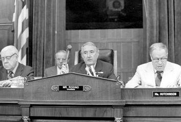 Nixon Impeachment Hearing