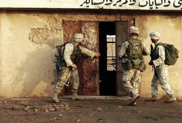 Samarra; Iraq; Soldiers