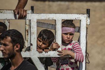 SYRIA-KURDS-TURKEY-CONFLICT