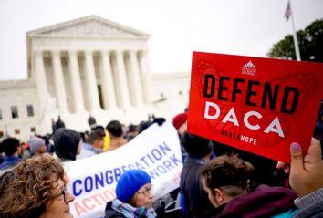 DACA; Protest; Supreme Court