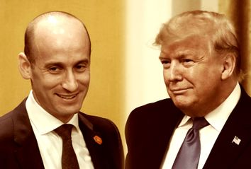 Stephen Miller; Donald Trump