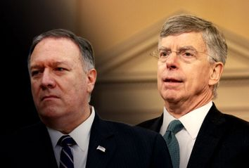 Mike Pompeo; Bill Taylor