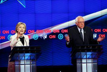 Hillary Clinton; Bernie Sanders