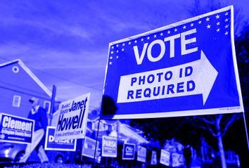 Voting Site; Virginia