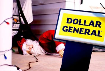 Dollar General; Christmas