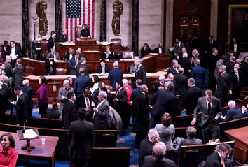 Impeachment Vote; House of Representatives