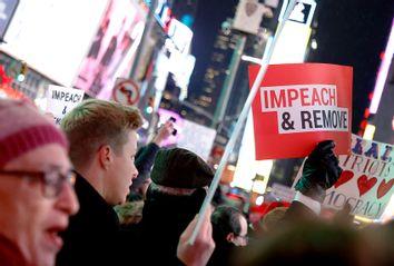 Impeachment Protest