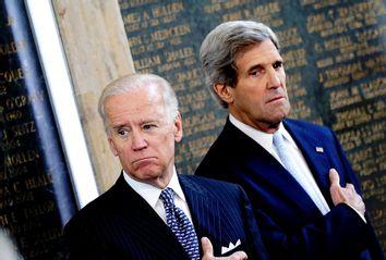 Joe Biden; John Kerry