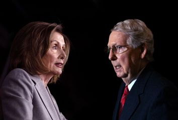 Nancy Pelosi; Mitch McConnell
