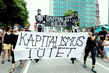 Capitalism; Protest