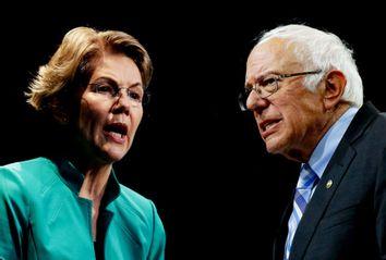 Bernie Sanders; Elizabeth Warren