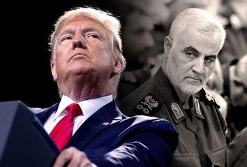 Donald Trump; Qassem Soleimani