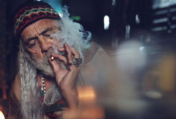 Tommy Chong; Color Out of Space