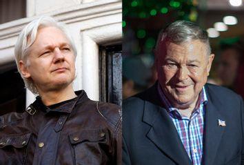 Julian Assange; Dana Rohrabacher