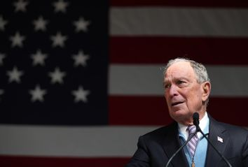 Mike Bloomberg campaign