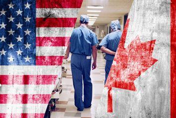 American VS Canadian Hospitals