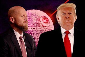 Donald Trump; Brad Parscale