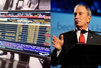 Mike Bloomberg; Bloomberg Terminal