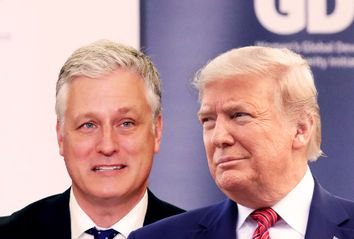 Donald Trump; Robert O'Brien