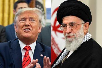 Donald Trump; Ayatollah Ali Khamenei