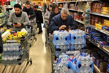 Panic Shopping; Coronavirus; COVID-19
