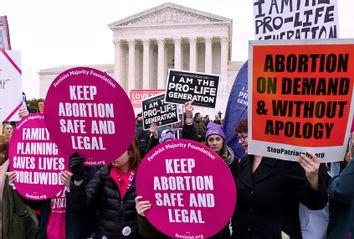 Pro-Choice; Pro-Life; Activists