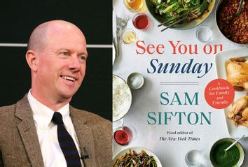 See You on Sunday: A Cookbook for Family and Friends by Sam Sifton