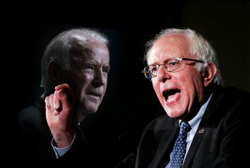 Bernie Sanders; Joe Biden