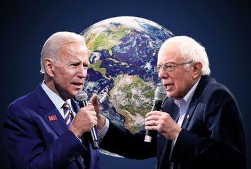 Bernie Sanders; Joe Biden;