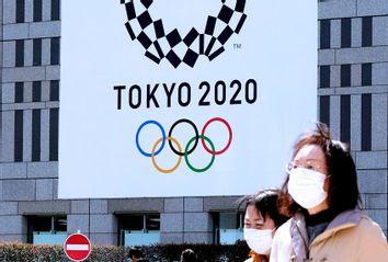 Tokyo Olympics; Coronavirus; COVID-19