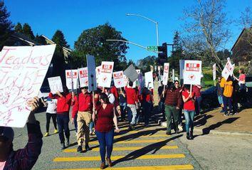 UC Santa Cruz grad student strike