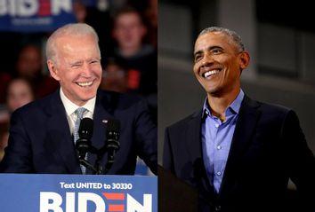 Joe Biden; Barack Obama