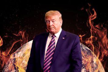 Donald Trump; World