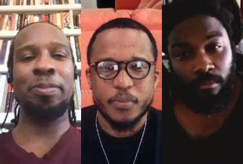 Salon Talks; D Watkins; Ibram X Kendi; Jason Reynolds