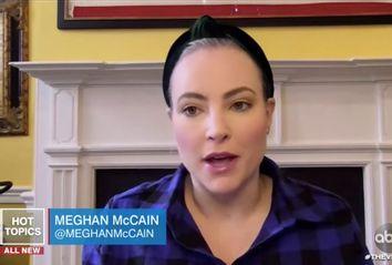 Meghan McCain; The View