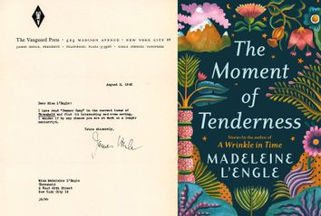 Summer Camp; The Moment of Tenderness; Madeleine L'Engle