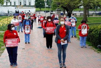 Social Distancing; Protest; Nurses